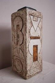 A 1970's 'Troika' vase