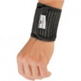 Support your wrist so that you can protect yourself from sprains and damage while wrestling