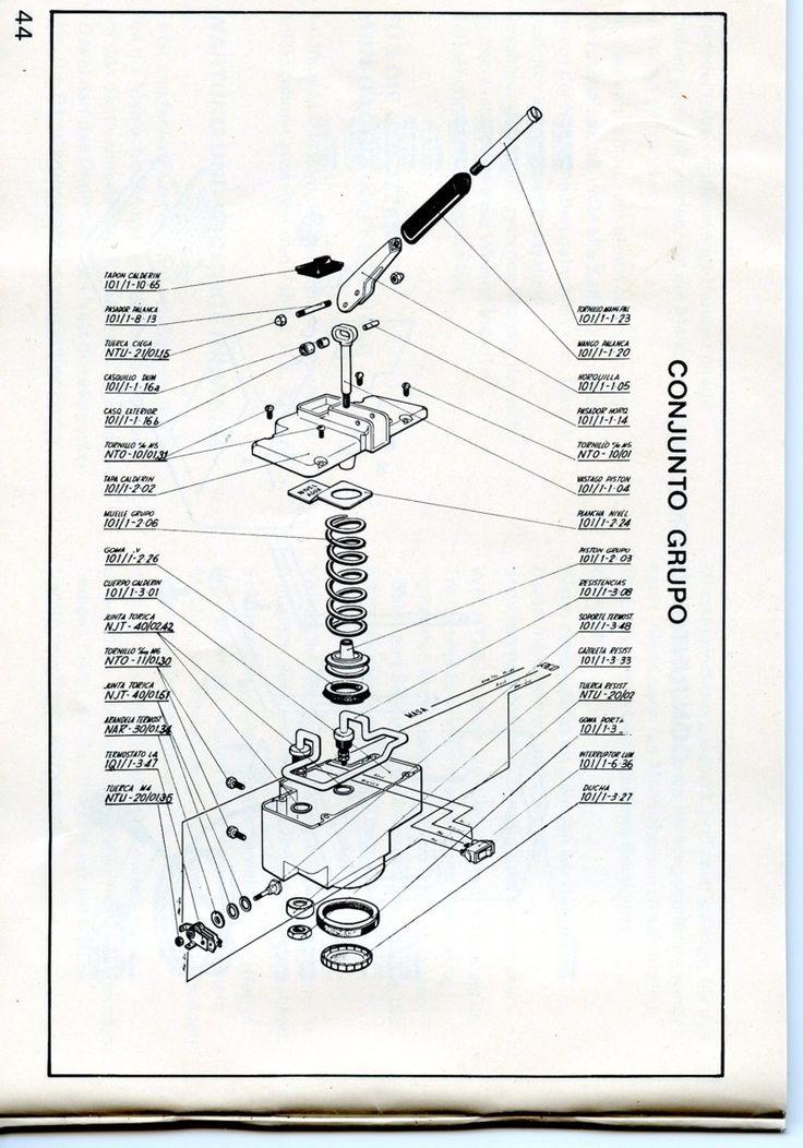Mini Gaggia Espresso Machine Manual