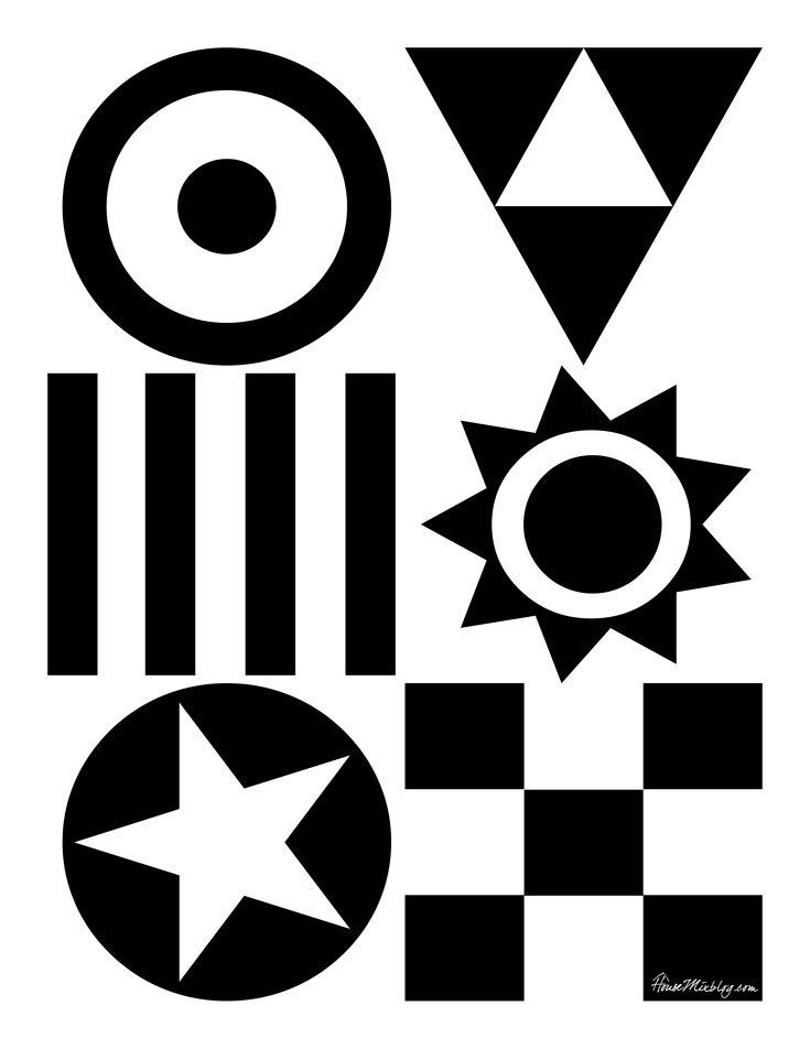 Newborn pattern printable and some infant tricks D Zharlö