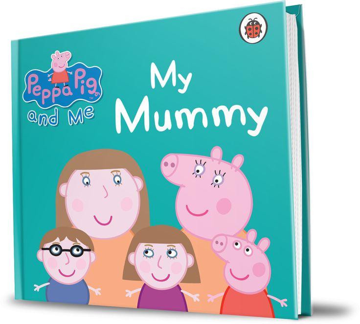 Mama Mummy Mum: Personalised Peppa Pig 'My Mummy' Book Giveaway