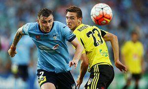 Sydney FC slump to home defeat to Wellington Phoenix