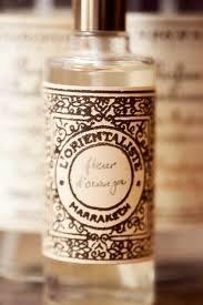 Fleur d'Oranger perfume - L'Orientaliste Marrakech