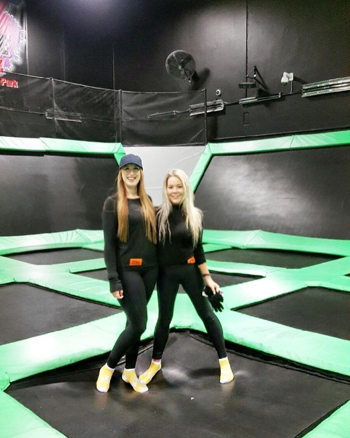 THINGS TO DO: EXTREME AIR PARK, RICHMOND
