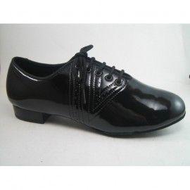 M906PW split sole & cushion heel TOP MODEL heren ballroomdansschoen | Ballroom Heren | DeJo`s Danceworld