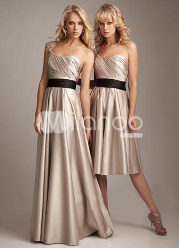 Robe de demoiselle d'honneur, bridesmaid dresse. Milanoo $81