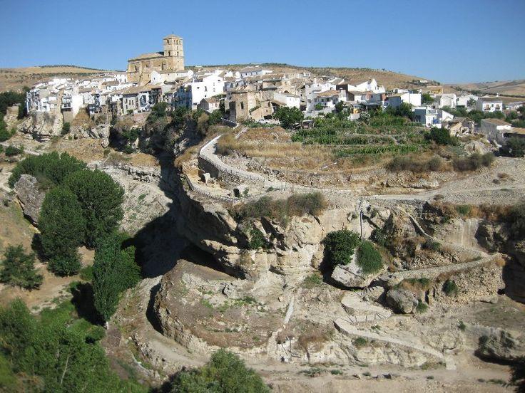 Alhama de Granada.