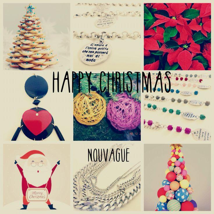 Che Natale sia oggi ed ogni volta che facciamo nascere l'Amore nei nostri cuori. Grazie per il Vostro continuo Sostegno ❤️ NouVague