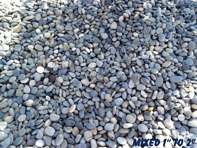 Landscaping Pebbles Mexican Beach Pebbles River Rock