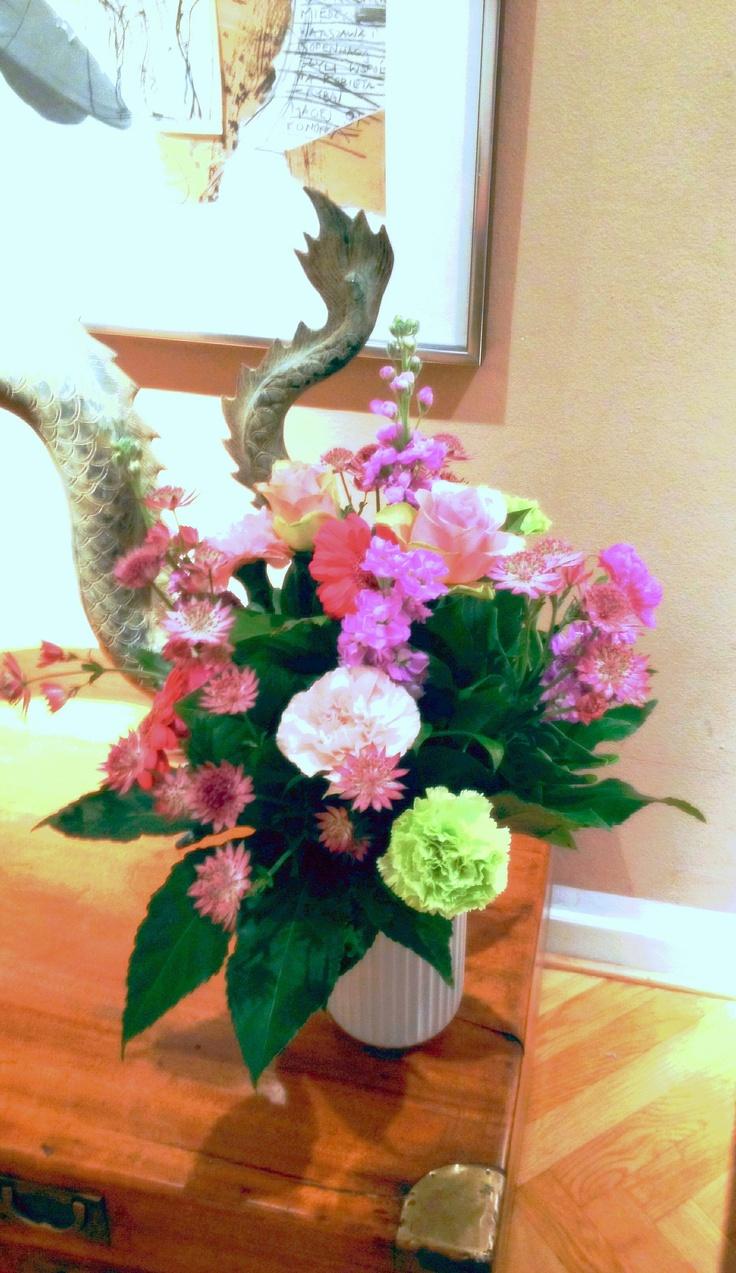 HAPPEL Photo Spread Flower Bouquet #FB1