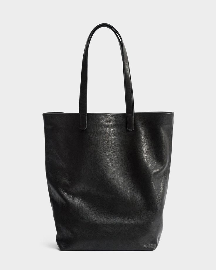 The. perfect. leather. tote.