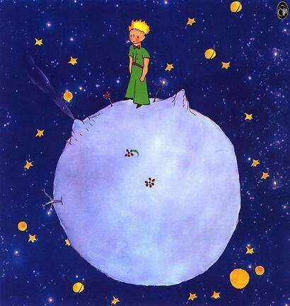 The Little Prince by Antoine de Saint-Exupéry - lovely little book!
