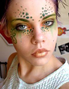 midsummer night's dream fairies makeup - Google Search