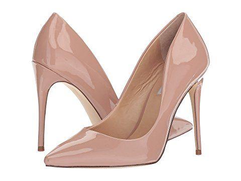 2943f17fea5 PAIR of nude pink pumps from Steve Madden.