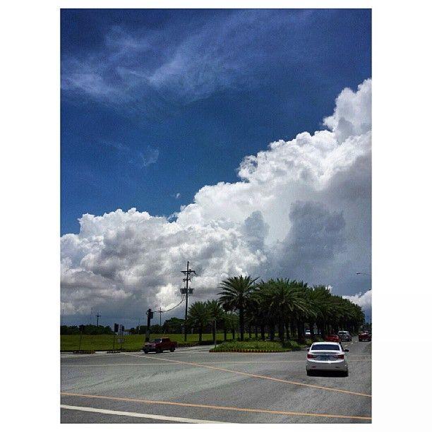 #blue #sky #clouds #philippines #青空 #空 #雲 #フィリピン #bluesky