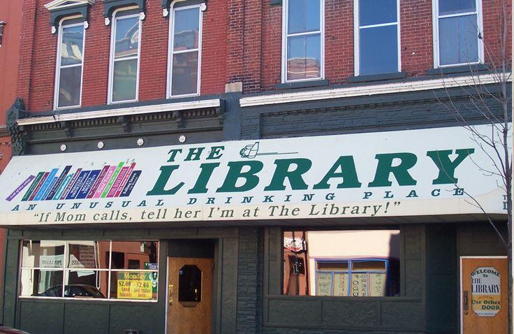 15 Fabulous Library Bars Around The World