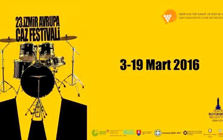 23-й Европейский джазовый фестиваль продет в Измире