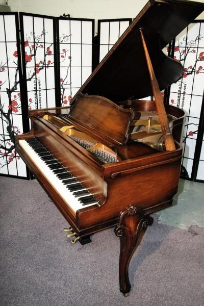 15 Best Antique Grand Baby Grand Pianos Images On