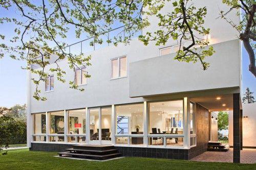Architecture Minimalist, Beach House, Kowalewski Resident, Deco Style, House Ideas, Freeman Architects, New York, Belmont Freeman, Art Deco