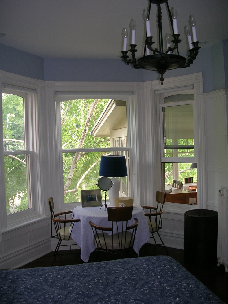 32 Best Images About Bay Windows On Pinterest Pewter Paint Colors And Nooks