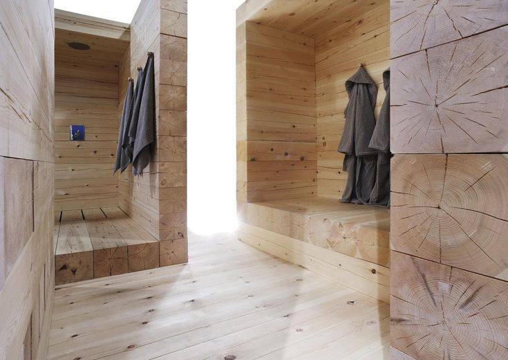 Sauna Kyly /HELSINKI, FINLAND/-DRESSING SPACE