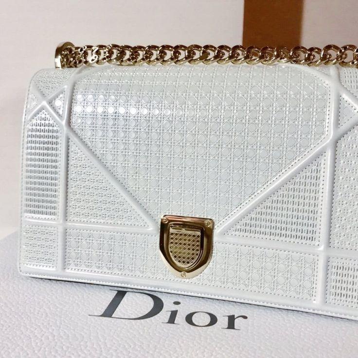 2020 new direct selling dior diorama handle bag21cm