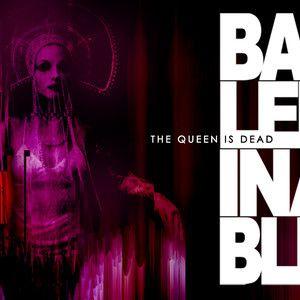 "Ballerina Black ""The Queen is Dead"" (via thecuriousbrain.com)"