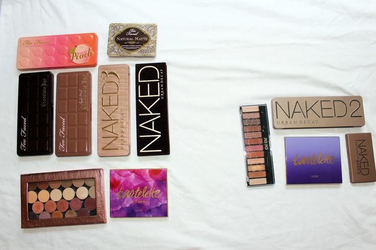 Makeup Declutter Series: Eyes and Eyebrows | Maddie's Beauty Spot