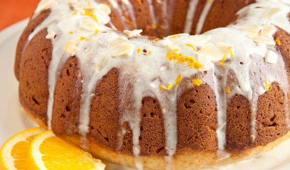 Cardamom Orange Cake | In the Kitchen with Stefano Faita