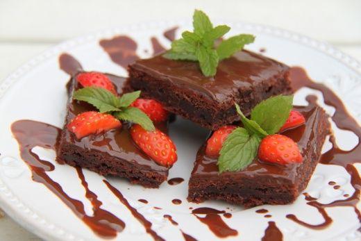 Čokoládové brownies z červené řepy - http://www.testovanonadetech.com/food?id=398