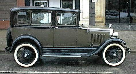 1929 Ford Model A Sedan   1929 Ford Model A Town Sedan East Ohio Cool Cars.com