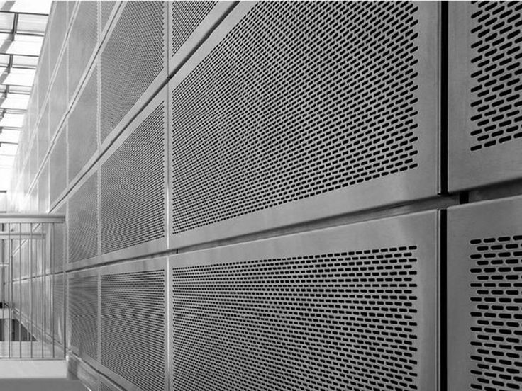 Pierced And Stretched Sheet Metal Perforated Sheets