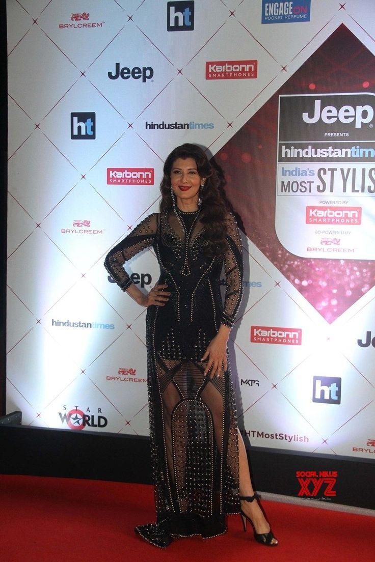 """Mumbai: """"HT India's Most Stylish Awards"""" Sangeeta Bijlani #HTMostStylishAwards2018 - Social News XYZ"""