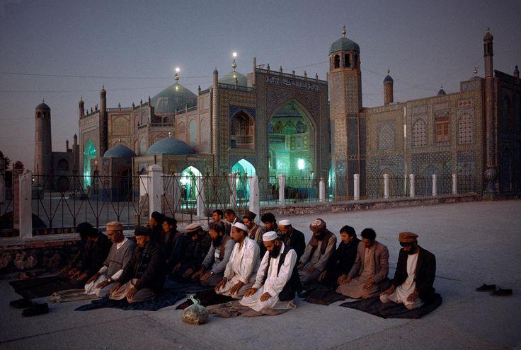 Afghanistan - After Dark | Steve McCurry