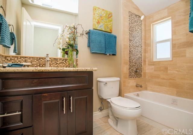 Flip Flop Bathroom Love This With Bedrosians Tile From Hgtv S