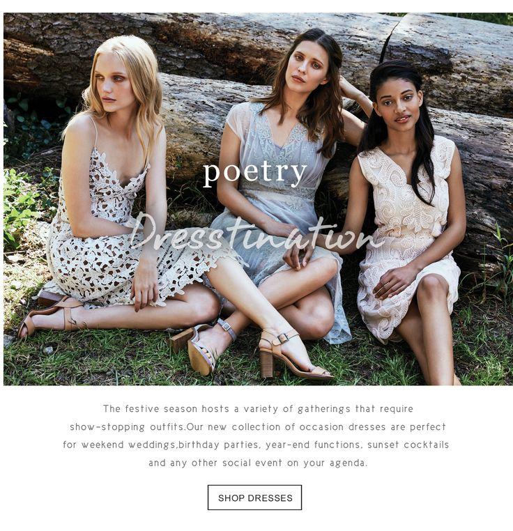Poetry Dresstination - Occasion Dresses - Summer