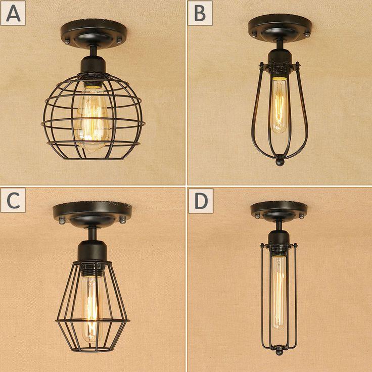 Retro E27 Track Light Spotlights Minimalist Led Ceiling: Best 25+ Led Kitchen Ceiling Lights Ideas On Pinterest
