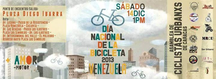 Cresta Metálica Producciones » Actividades Bici-Aventuras Diciembre 2013 en Venezuela!!!