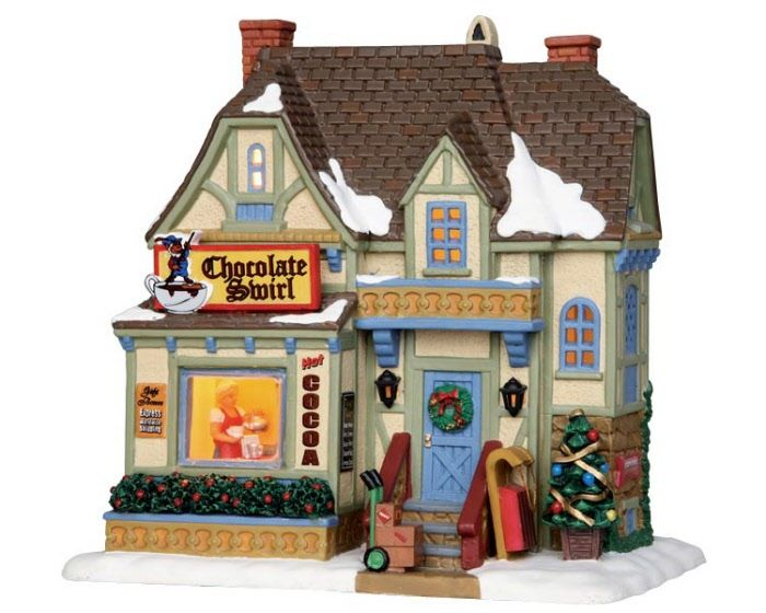Lemax Decoration De Noel Christmas Shoppe