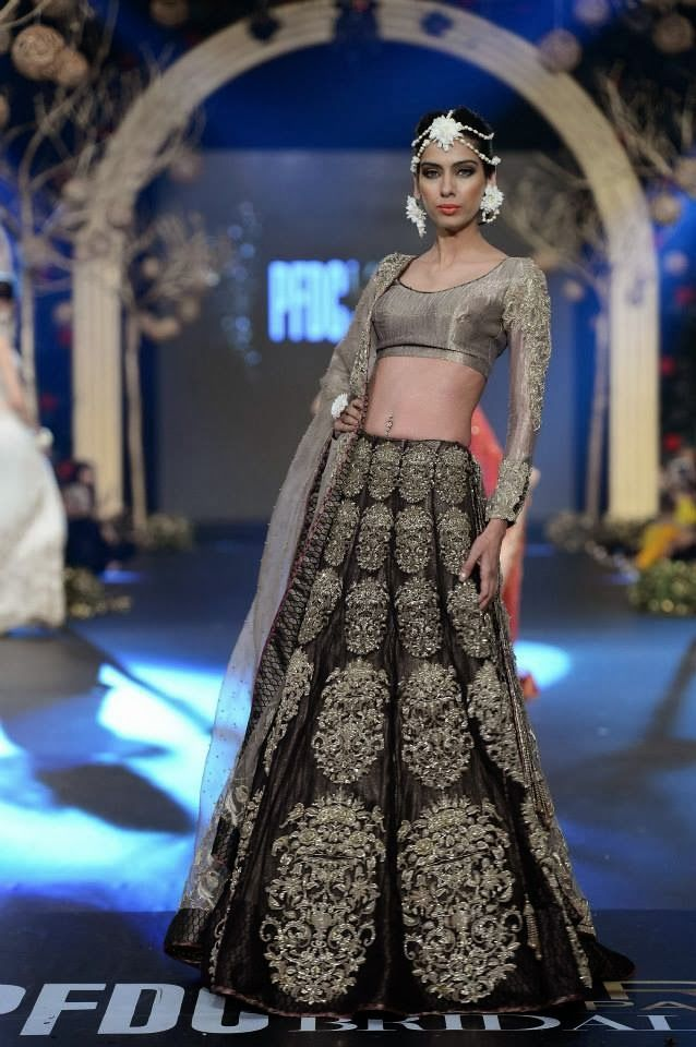 Beautiful Bride Comparing Fashion 96