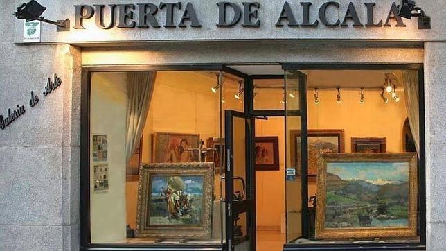 PABLO SEGARRA CHIAS- (galería-arte-puerta-de-alcala)-1945-Sevilla