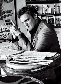 #Tarantino, l'unico che fa film che sulla carta dovrebbero farmi orrore e che invece poi mi piacciono da matti!