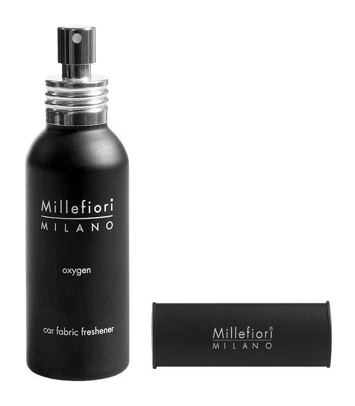 Millefiori Milano – set vůně do auta Oxygen