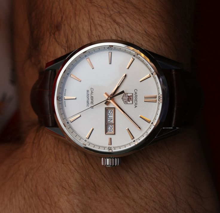 CHASING TIME TAG Heuer At Indy 500 Race Video And Carrera Watch