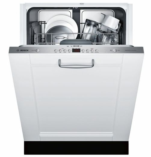"SHV68T53UC Bosch 800 Series 24"" Panel Ready Dishwasher"