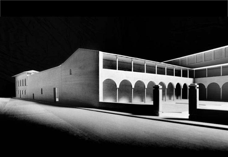 Nuova biblioteca centrale nell'ex Convento delle Oblate a Firenze. - Aleph