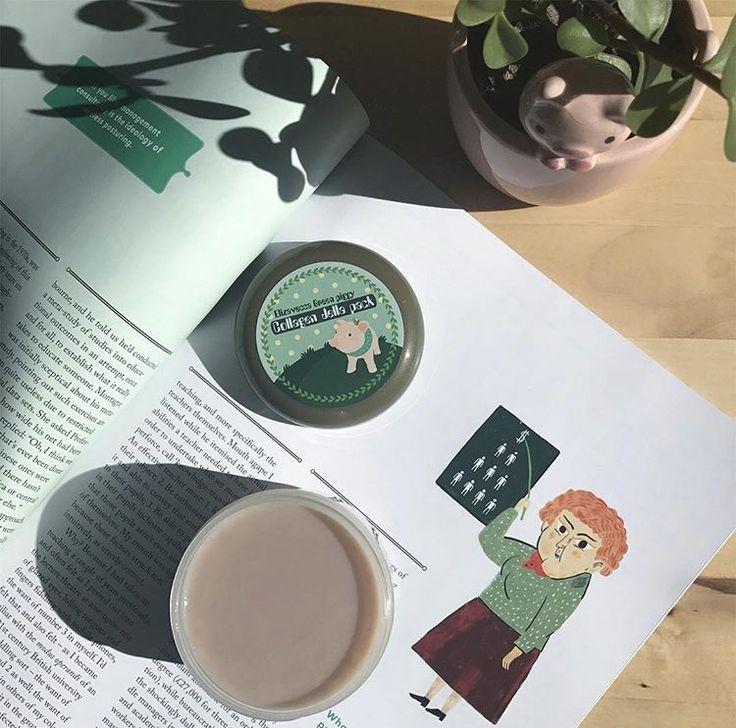 Trying Elizavecca Green Piggy Collagen Jella Pack ✨