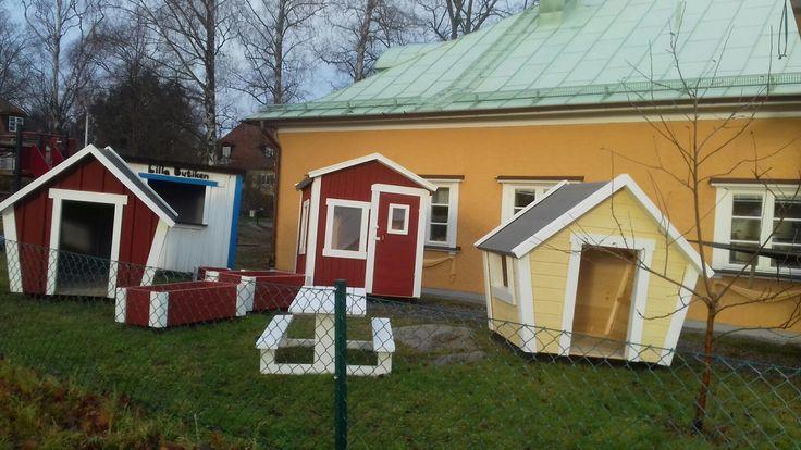 Förskolan Änglagaraget (Kyrkans förskola) Djursholm