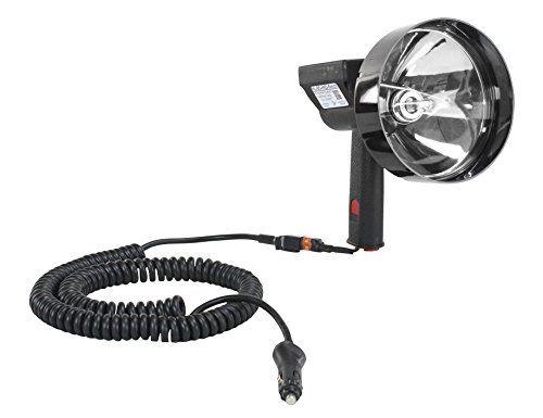 15 Million Candlepower Handheld Spotlight - 35 Watt HID - Lumens - Spot / Flood Combo(-7 inch) 3200