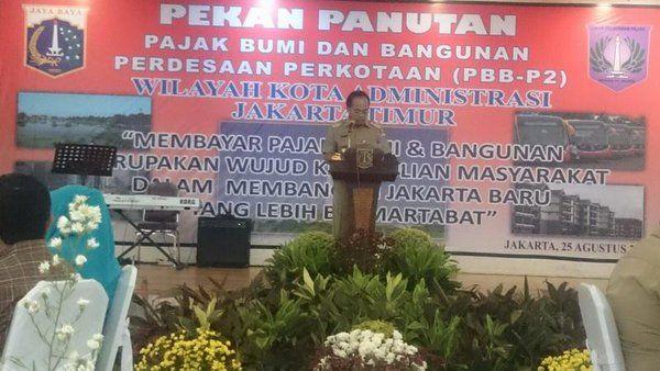 Pekan Panutan PBB-P2, Wilayah Kota Administrasi Jakarta Timur.